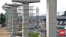 Batal Ditunda, LRT dan Kereta Cepat Bakal Dikerjakan Bersilih