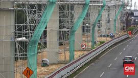 Bank Mandiri Incar Kucuri Kredit Rp5 Triliun untuk Proyek LRT