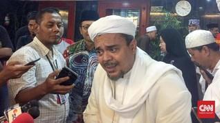 Rizieq Shihab Larang Jemaah Gelar Majelis Taklim Cegah Corona