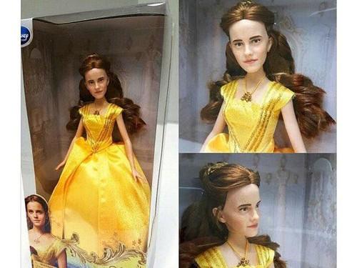 Boneka Beauty and the Beast Jadi Lelucon karena Mirip Justin Bieber