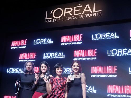 Loreal Paris Rilis Foundation yang Diklaim Tahan Lama Hingga 24 Jam