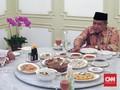Jokowi Amini Doa Said Aqil agar Menang di Pilpres 2019