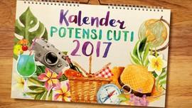 Kalender (Potensi Cuti) 2017