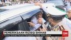 Rizieq Shihab Penuhi Panggilan Polda Jawa Barat