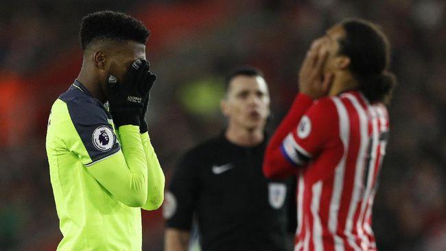 Liverpool Takluk di Markas Southampton