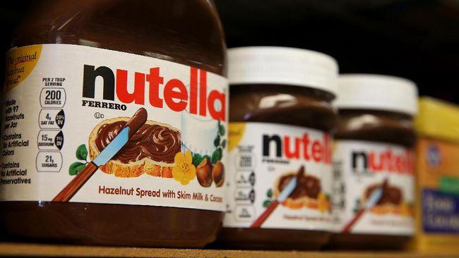 Pabrik Nutella Terbesar di Dunia Akan Ditutup