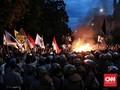 Polisi Tunda Penahanan Dua Mahasiswa Pedemo Jokowi-JK