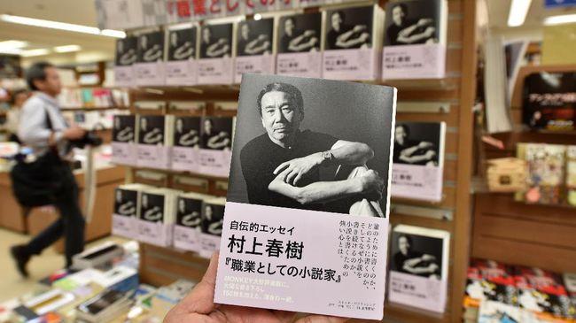 Buku Baru Haruki Murakami Dinilai Tak Senonoh di Hong Kong