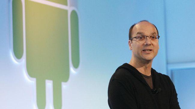 Pendiri Android Pamer Ponsel Pesaing Xiaomi Mi Mix