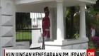 Persiapan Penyambutan PM Jepang di Indonesia