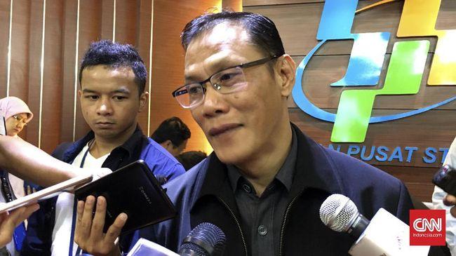 Tangan Tak Sampai Jadi Wartawan, Suhariyanto Jadi Kepala BPS
