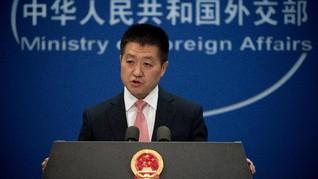 China Berang Dua Kapal AS Berlayar di Selat Taiwan