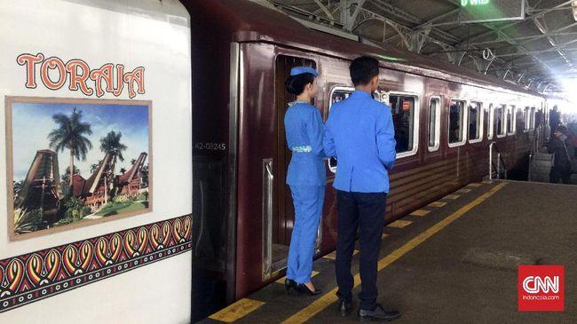 Kereta Wisata, dari Rapat hingga Rekreasi
