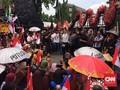 Warga Penolak Walkout di Sidang Amdal Semen Rembang
