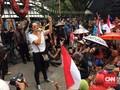 Melanie Subono Aman usai Terjebak Kericuhan di LBH Jakarta