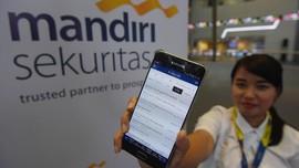 OJK Sebut Penjualan Reksa Dana Lewat Online Paling Jitu