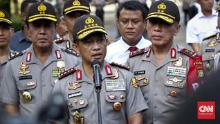 Kapolri: Bom Thamrin Direncanakan Lewat Telegram