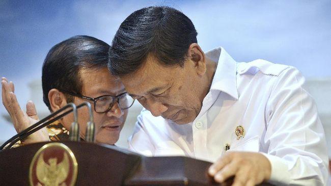 Jokowi Perintahkan Pengamanan Pejabat Diperketat
