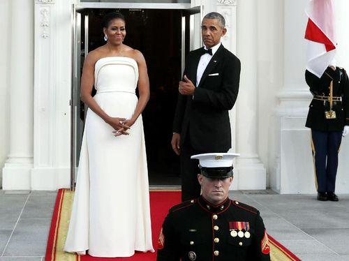 Foto: Selamat Ulang Tahun Michelle Obama! Ini 10 Gaya Terbaiknya 1