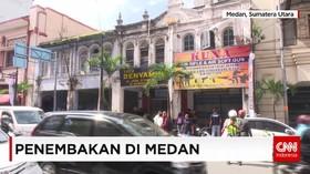 Penembakan di Medan