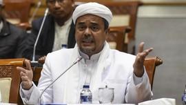 KBRI Riyadh Sebut Nasib Rizieq Ada di Tangan Arab Saudi