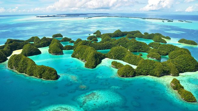 Wisatawan Bokek Diminta Tak Datang ke Palau