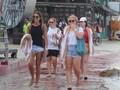 Banyak Teror, Wisata Meksiko Tetap Ramai