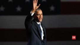 Obama Santap Laklak dan Sagon Saat Berkunjung ke Bali