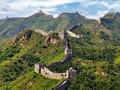 Sensasi Meluncur dari Tembok Besar China