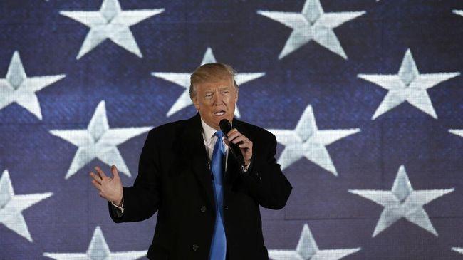 Ekonomi Proteksionis Donald Trump Bakal Rugikan AS