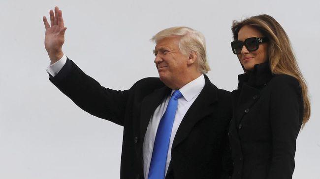 Meksiko Tolak Biayai Tembok Perbatasan Trump