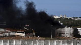 Kerusuhan Penjara Brasil, 46 Napi Dipindahkan