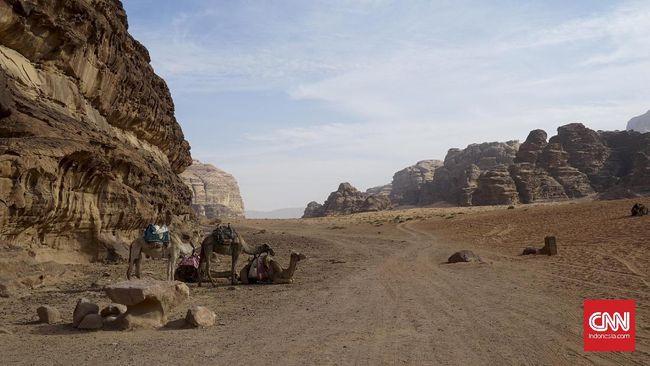 Wadi Rum, Lokasi Pertempuran Terakhir 'Star Wars'
