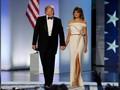 Gaun Kedua Melania Trump Dipuji Banyak Pihak
