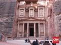 Petra, Kota 'Merah Muda' dan Rahasia Suku Nabatean