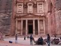 Menyusuri Kota Tua Petra yang Pernah Hilang