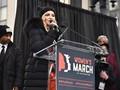Madonna Mendadak Hadir dalam Aksi 'Women's March'