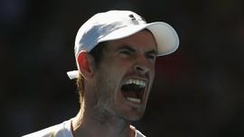 Andy Murray Tersingkir dari Australia Terbuka