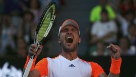 Zverev Kalahkan Andy Murray dalam Kondisi 'Koma'