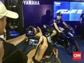 Vinales Luncurkan dan Jajal Yamaha All New R15 di Sentul