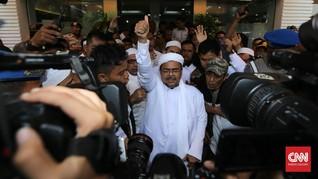 Mardani Ali Temui Rizieq di Makkah: Semangatnya Masih Tinggi