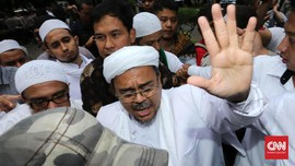 LSI Denny JA: Pengaruh Rizieq Turun Selama di Saudi