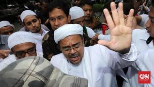 FPI: Pencekalan Rizieq karena Motif Politik dari Indonesia