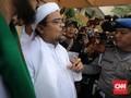 Polisi Tanya Rizieq Shihab soal Akun Youtube FPI TV