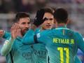 Barcelona Lumat Eibar 4-0