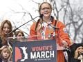 Para Artis yang Bersuara di 'Women's March'