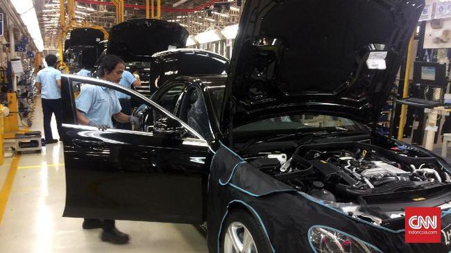 India Lockdown, Pabrik Suzuki, Mercy, VW Mogok Sementara