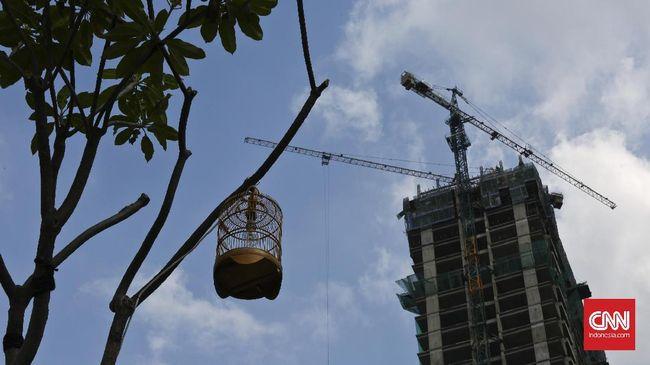 Pemerintah Perluas Pajak Tanah Menganggur ke Apartemen Kosong
