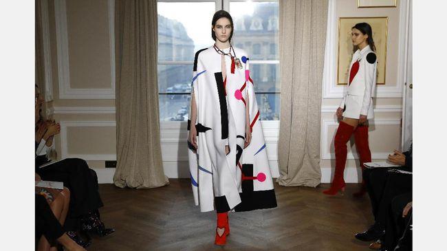 Schiaparelli dan Kebangkitan 'Roh' Haute Couture