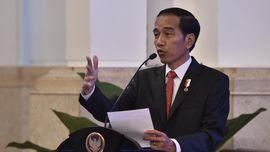 Jokowi Tegaskan Larangan Imigrasi Trump Tak Pengaruhi RI